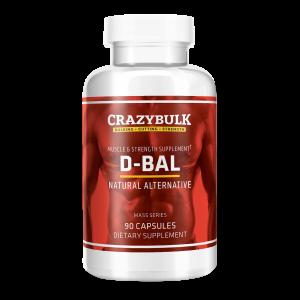 D-Bal, l'alternativa legale a Dianabol