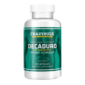 Decaduro, l'alternativa legale al Deca Durabolin