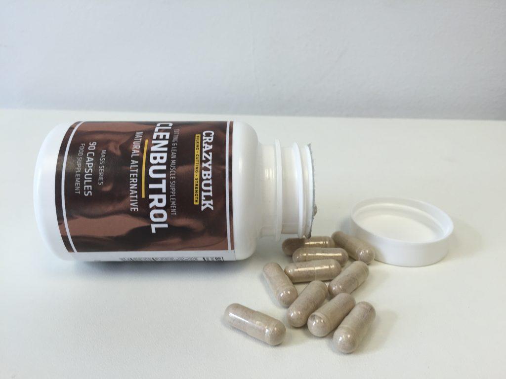 Clenbutrol capsule
