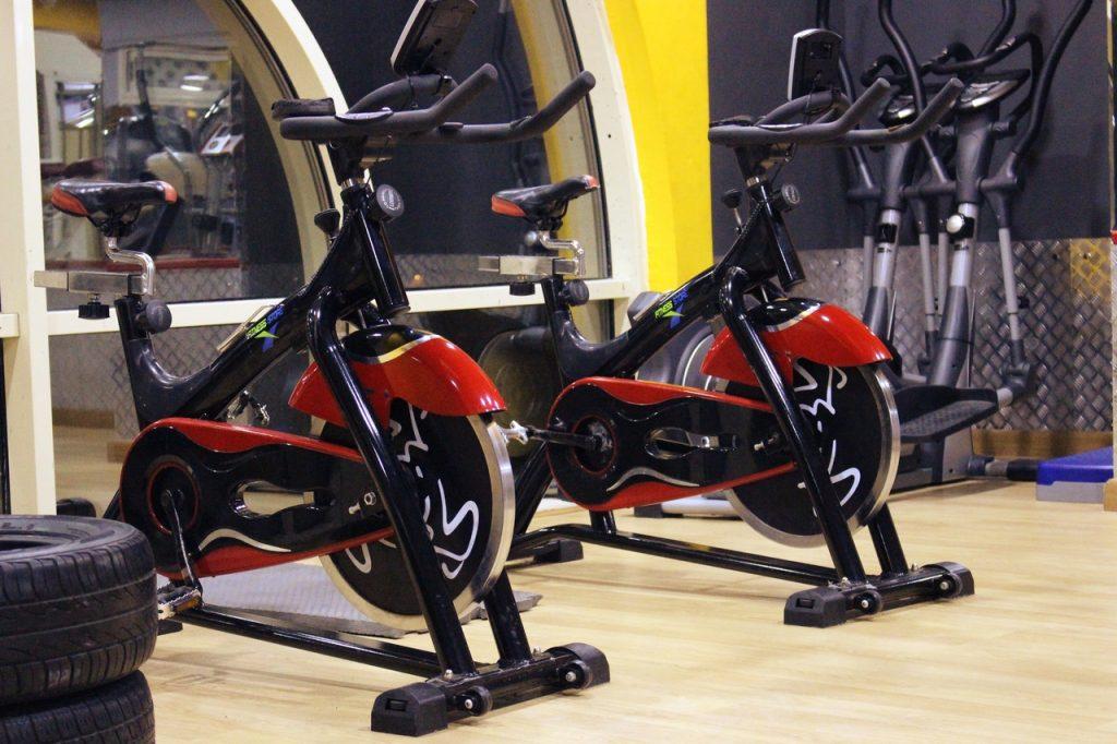 Bicicletta da ginnastica