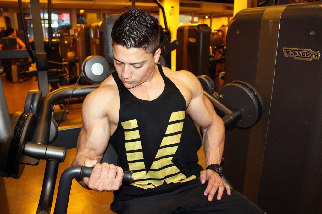 Progressione nell'allenamento con i pesi