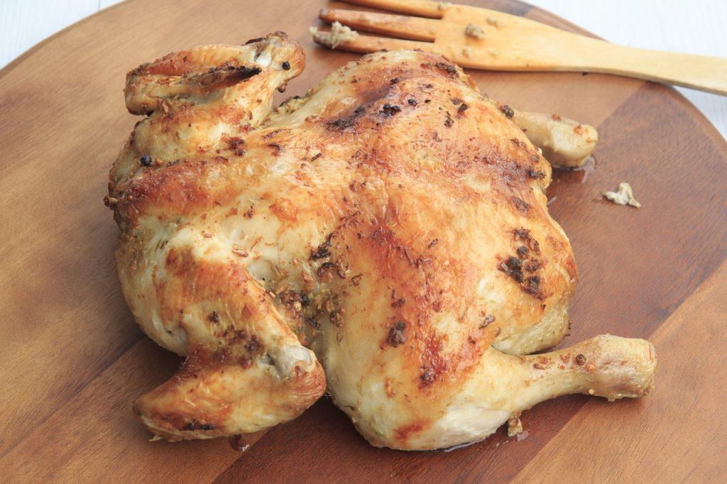 Proteine del pollo