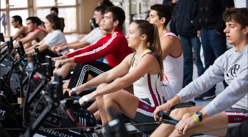 Canottaggio Indoor Rowing