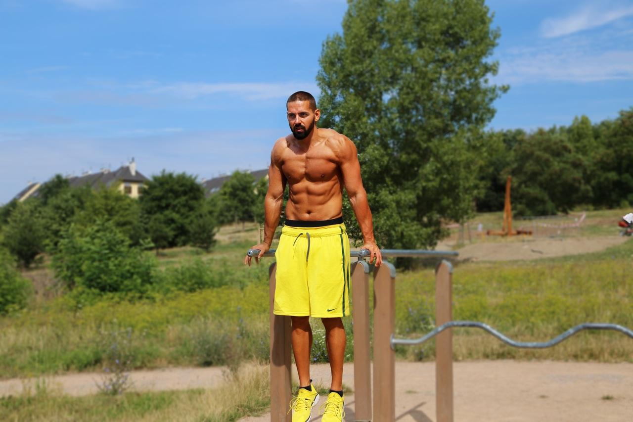 Quali muscoli lavorano con le salse?